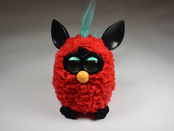 """Furby """"Feet"""" Cleaning Guide"""