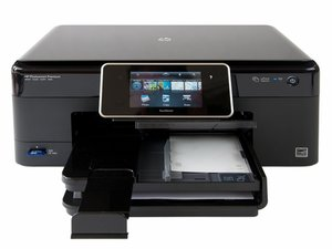 How to HP Photosmart Premium e-All-in-One C310a