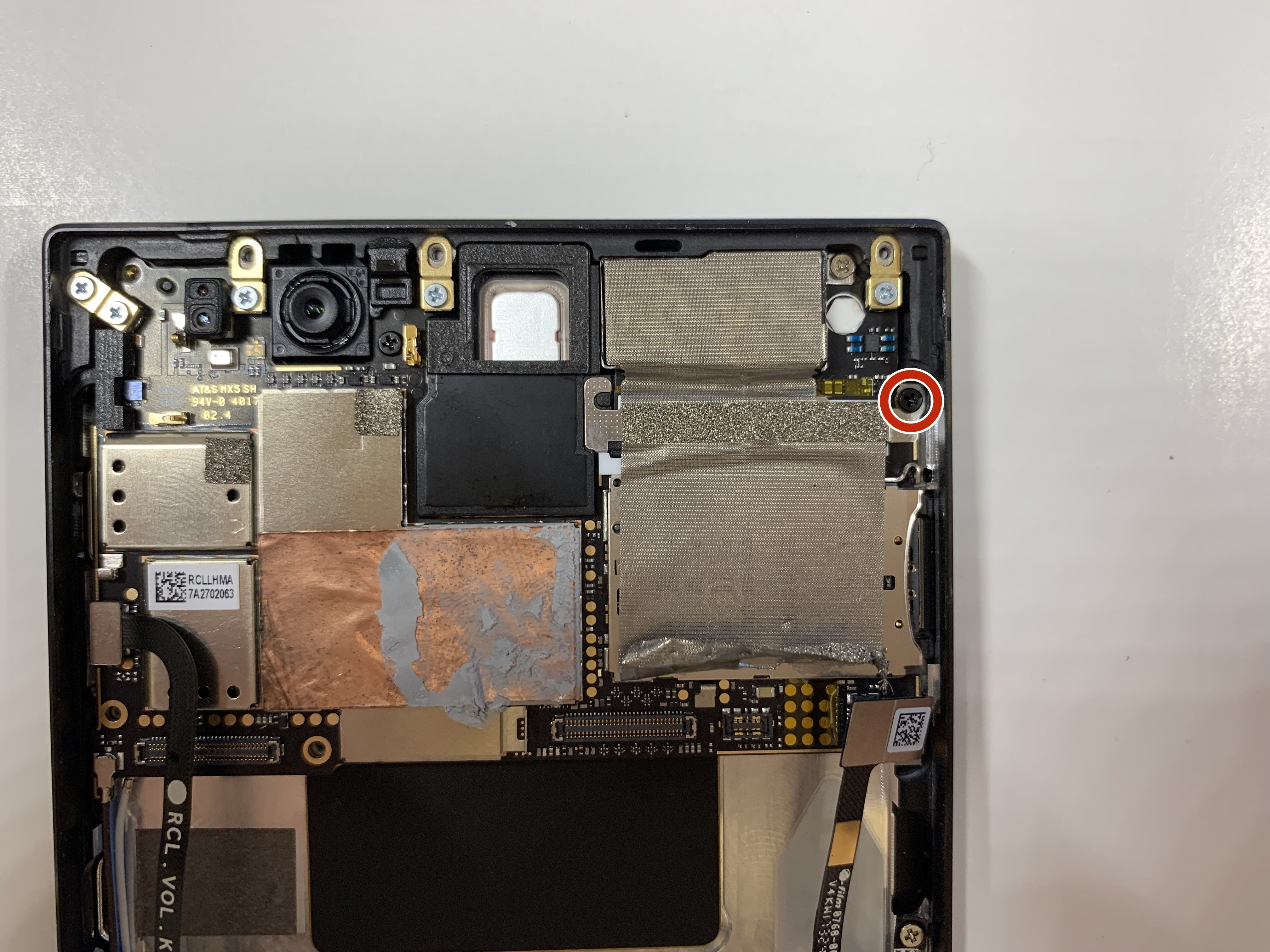 Razer Phone Rear Camera Replacement - iFixit Repair Guide