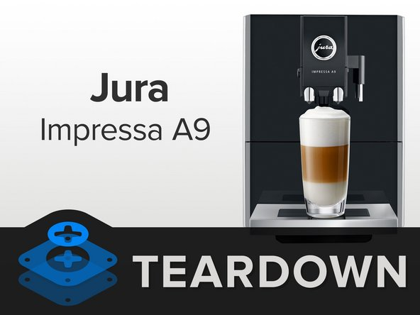 This machine cranks out caffeine at the touch of a button screen. Here are some of the highlights straight from Jura: