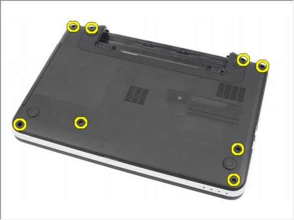 Dell Vostro 1450 Palm Rest Replacement