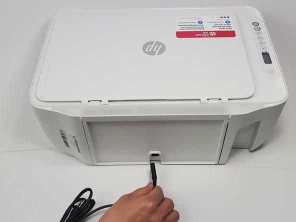 HP Deskjet 2624 Magnetic Strip Replacement