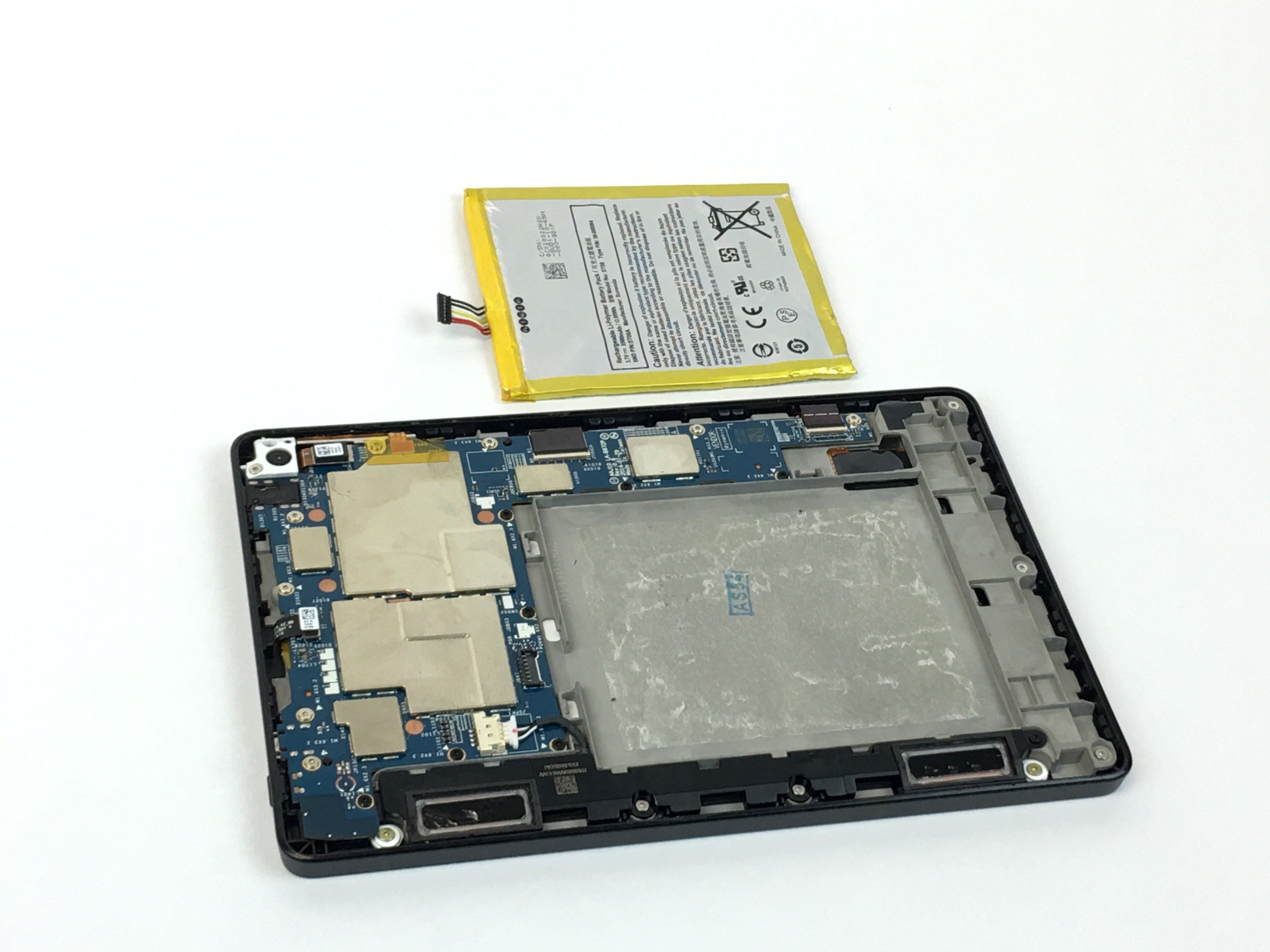 Amazon Fire HD 7 (4th Generation) Battery Replacement - iFixit