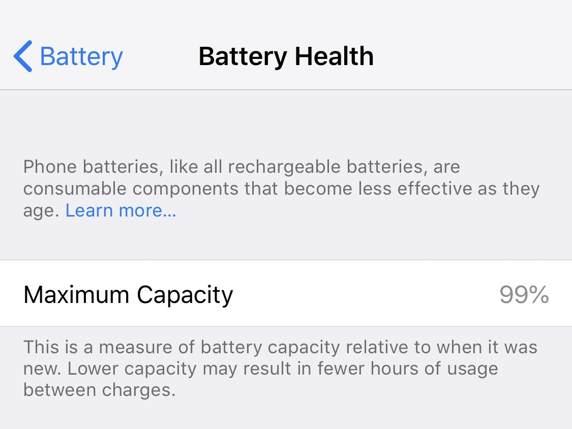 promo code fe414 93b22 How to Check Your iPhone's Battery Health - iFixit Repair Guide
