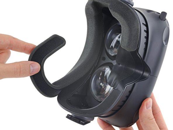HTC Vive Teardown - iFixit