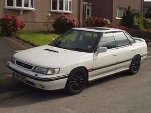 1989-1993 Subaru Legacy Repair