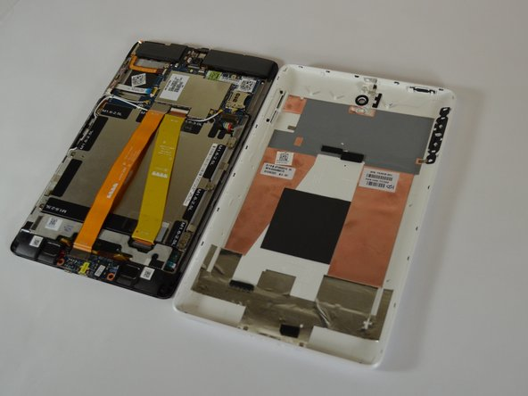 HP Slate 8 Pro IO Board Replacement