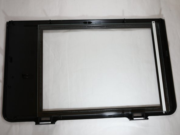 HP Envy 4520 Glass Scanner Bed Replacement