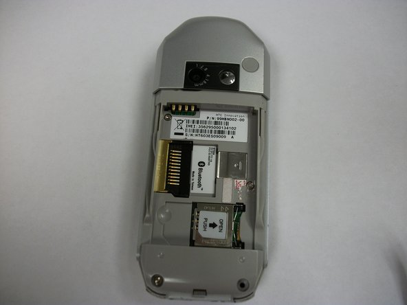 T-Mobile SDA (HTC Tornado) SIM Card Replacement