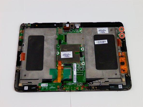 HP Omni 10 Audio Board Replacement