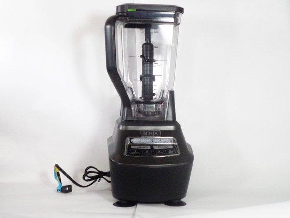 Ninja Mega Kitchen System Bl770 Repair Ifixit