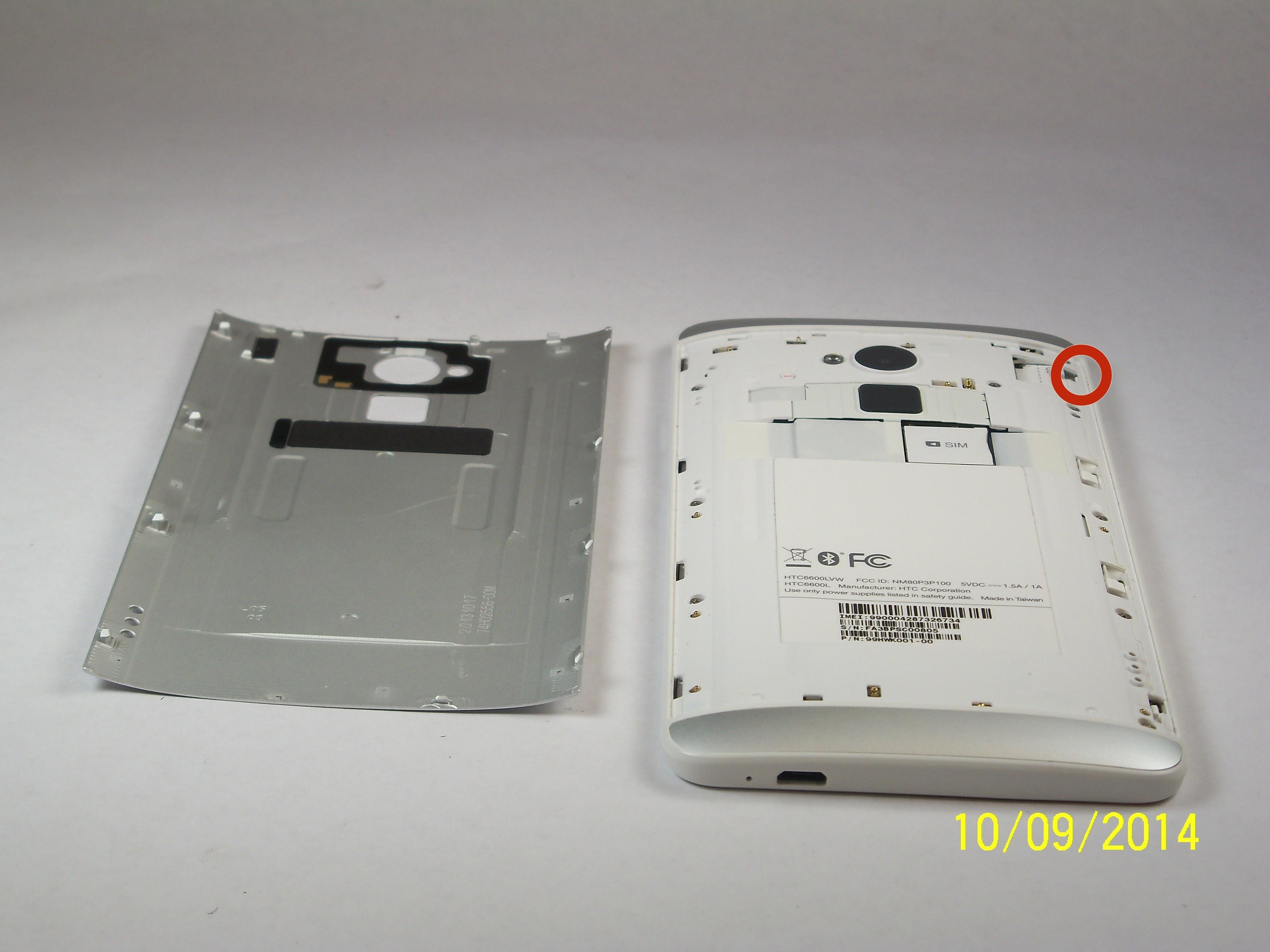 HTC One Max Repair - iFixit