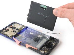 Remplacement de la batterie du Huawei Mate 20 Pro