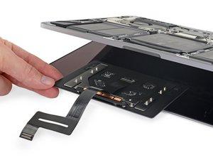 """Reemplazo del trackpad de MacBook Pro 13"""" Touch Bar 2019"""