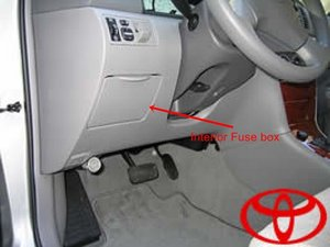 solved fuse box location 1995 2000 toyota corolla ifixit rh ifixit com 2005 Toyota Corolla Fuse Box Location 2013 Toyota Corolla Fuse Box Location