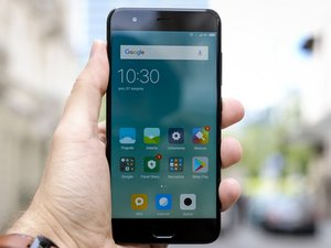 How to fix liquid water damages in Xiaomi Mi 6 Phone