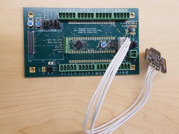Autosampler Open-Storm Board Reprogramming