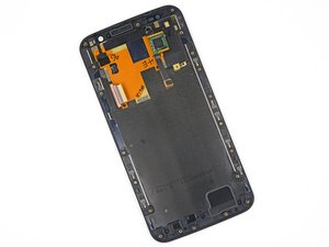 LCD and Digitizer Assembly