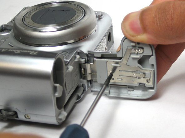 Canon Powershot A720 Is Lens Replacement Ifixit Repair Guide