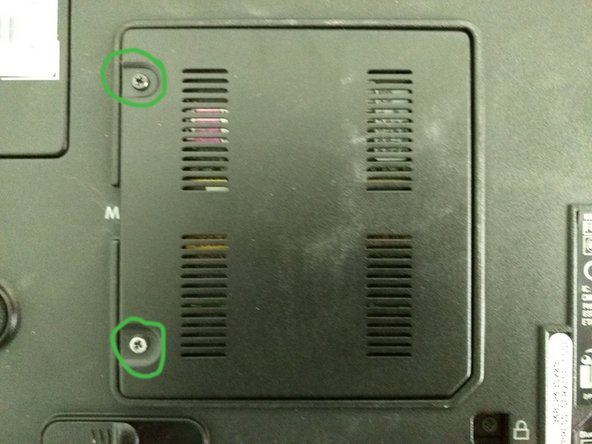 There are two Phillips screws that hold the cover on. As you loosen them, the cover will start to pop up on the left side.