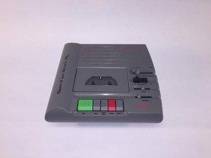 Cassette Player Teardown