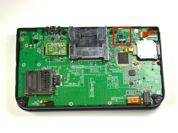 Nintendo 3DS XL IR Board Replacement