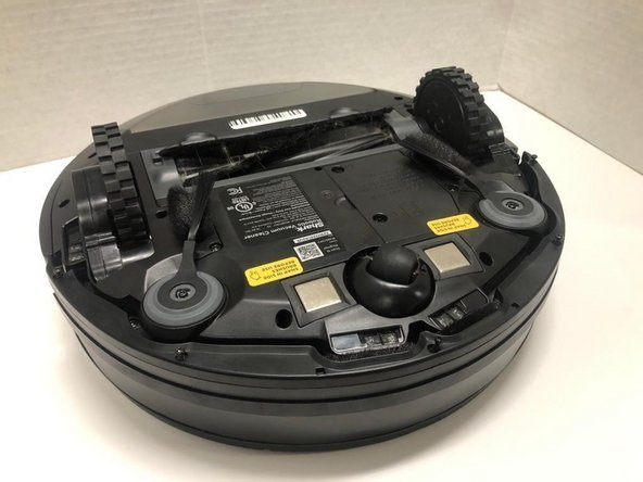 Shark ION Robot S87 Drive Wheel Replacement