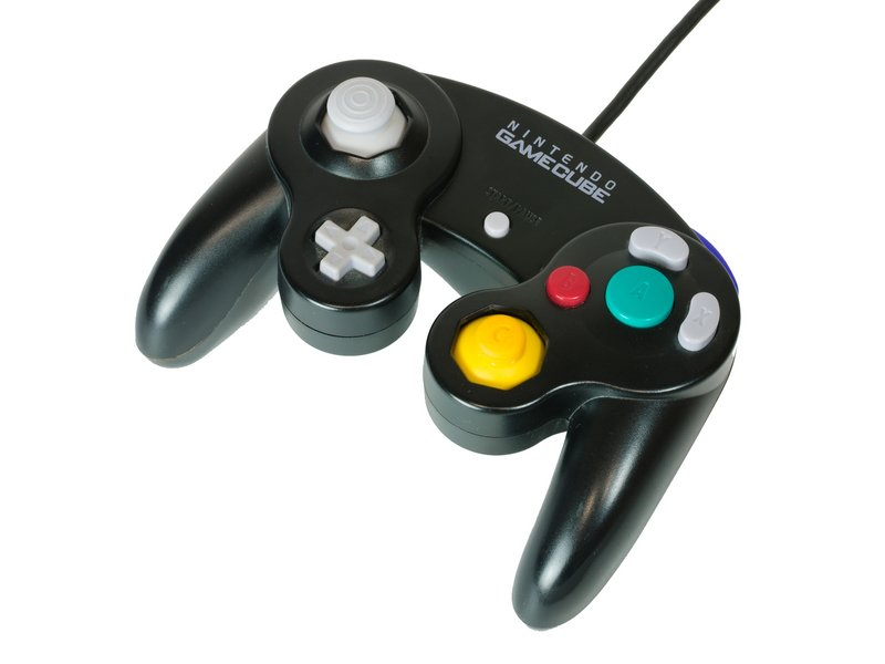 Gamecube controller port not working