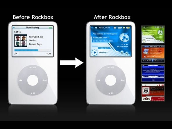How to install Rockbox on an iPod Classic
