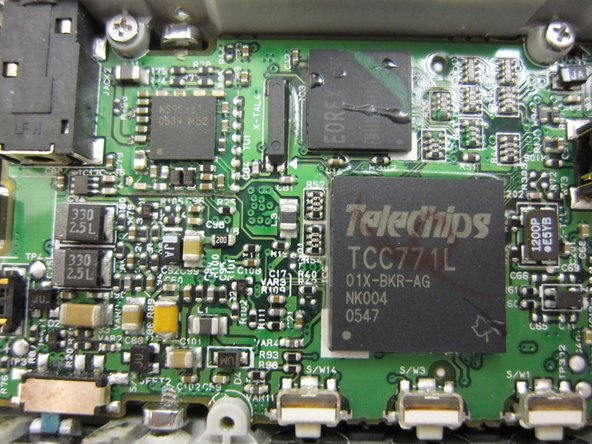 Samsung TFT Color YP-T7J Motherboard Replacement