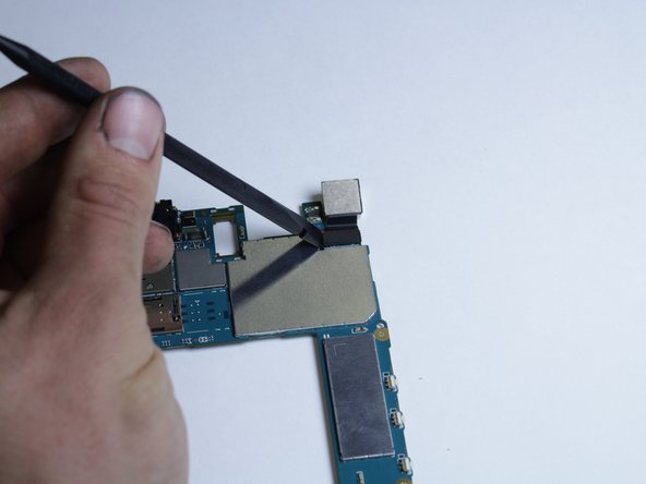 Sony Xperia XA Ultra Rear Facing Camera Replacement