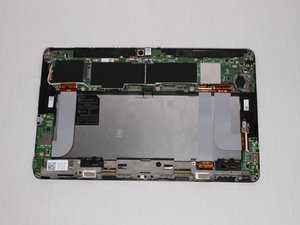 Dell Venue 11 Pro Frame Replacement