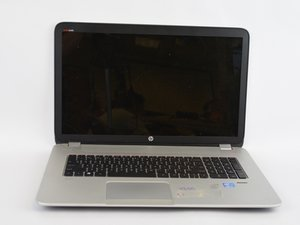HP Envy 17-J013CL Repair