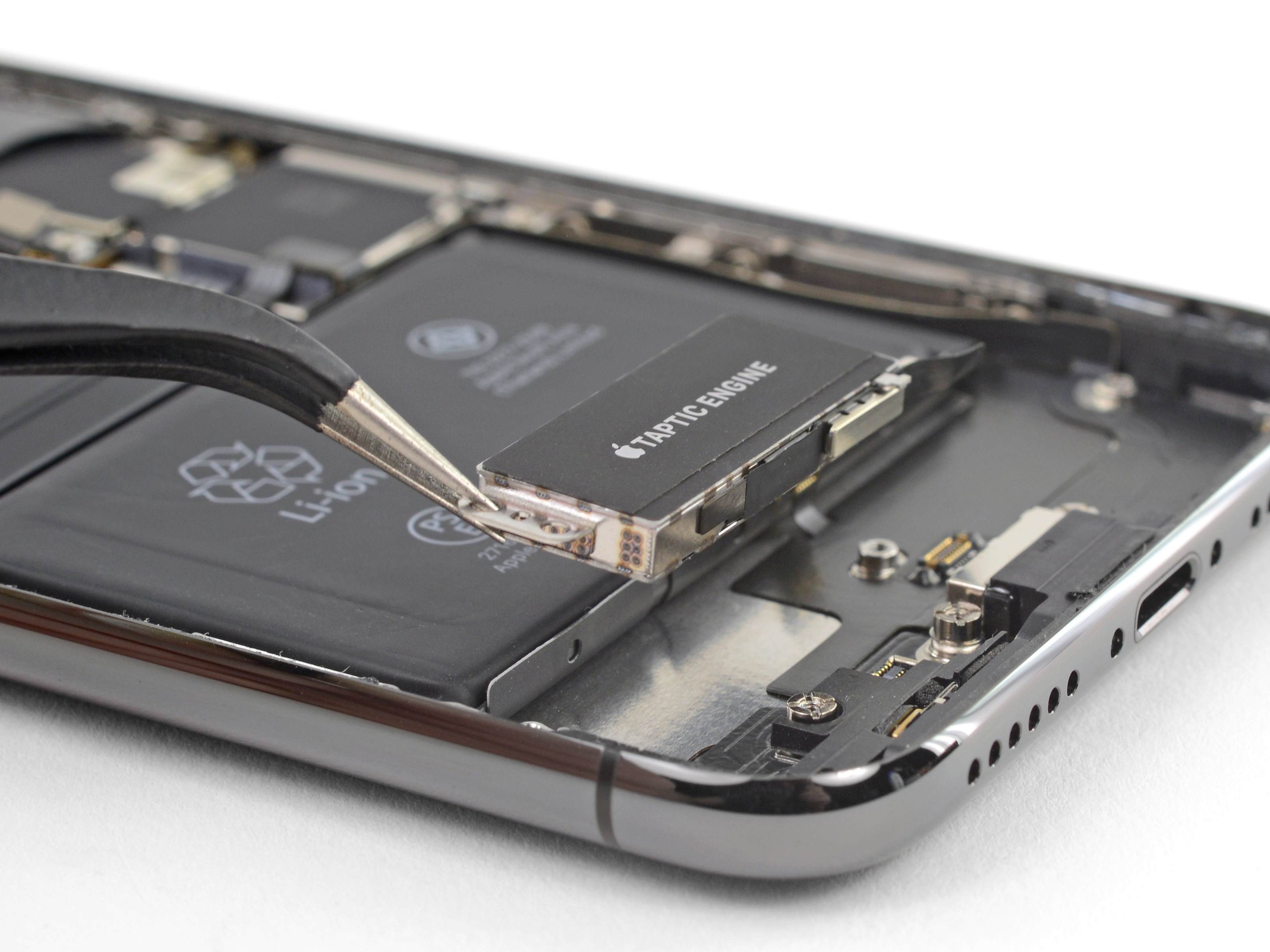 iPhone X Taptic Engine Replacement - iFixit Repair Guide
