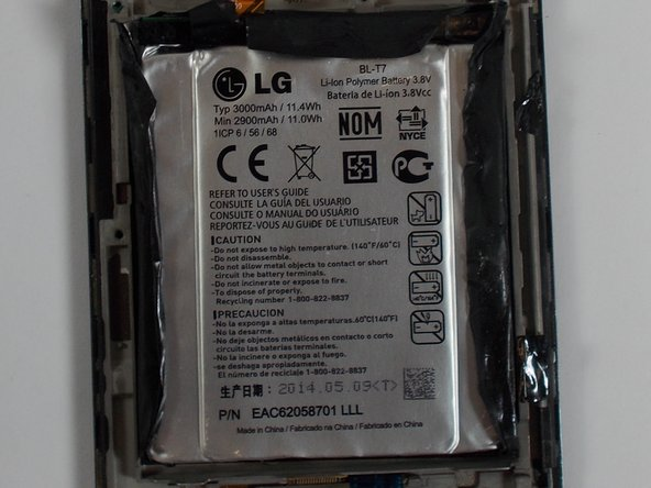 LG G2 Battery Replacement