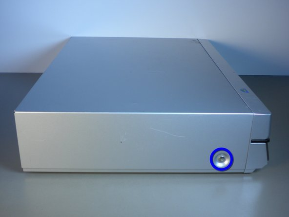 Panasonic SA-HT810V DVD Drive Replacement