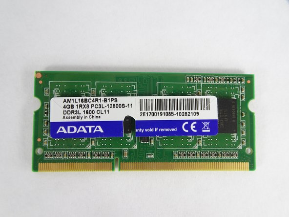 HP 15-f009wm RAM Replacement