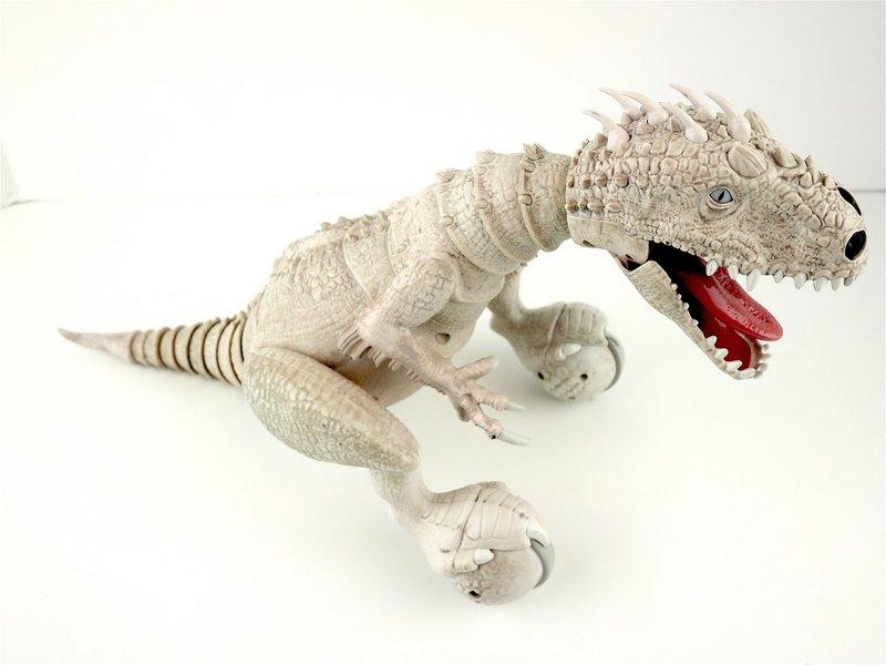 Zoomer Jurassic World Indominus Rex - iFixit