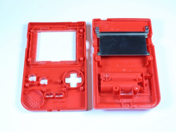 Game Boy Pocket Front Housing Replacement