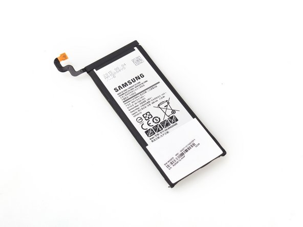 Image 3/3: When the adhesive is cut, the battery should come out and you can put your new battery in.