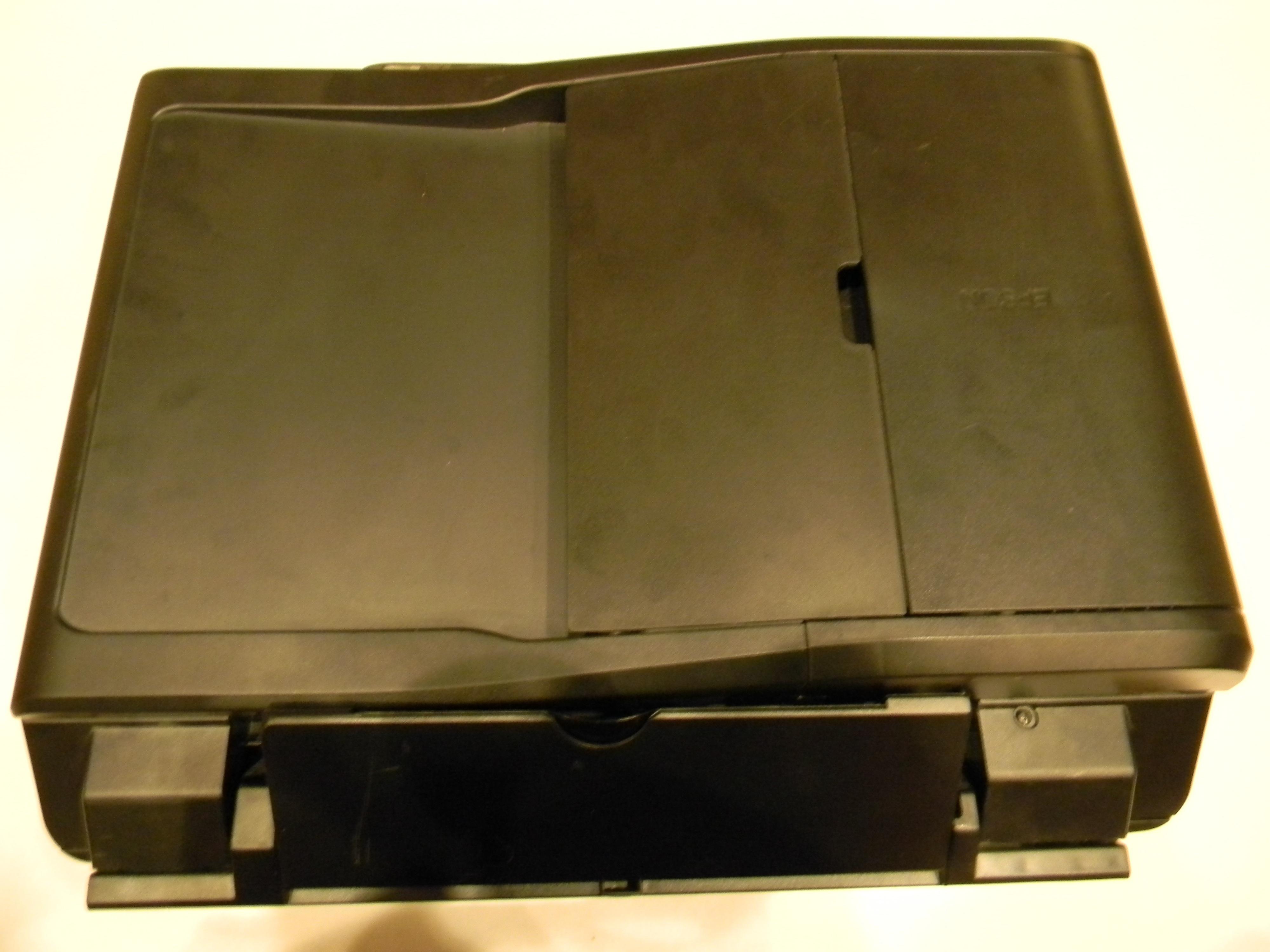 Epson Stylus NX305 Scanner Windows 7 64-BIT