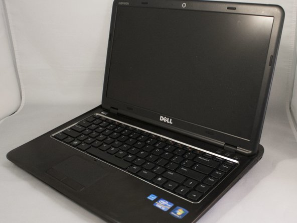 Dell Inspiron 14z N114z Top Panel Replacement