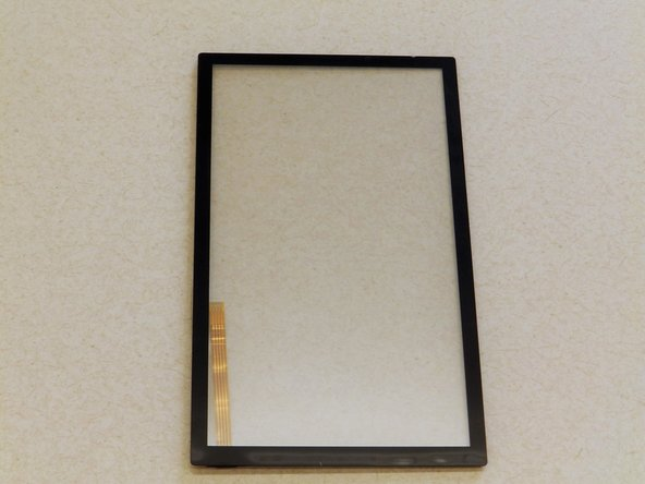 Coby Kyros MID7024 Front Screen Replacement