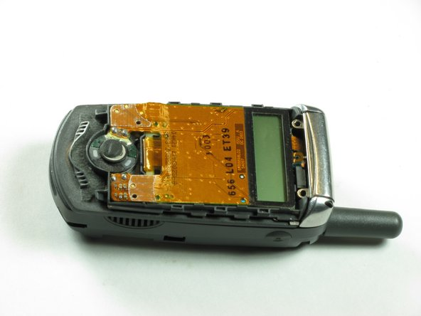 Motorola V60s Front Chassis Disassembly