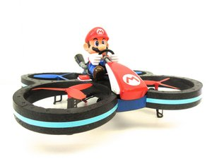 Carrera Mario Copter Repair