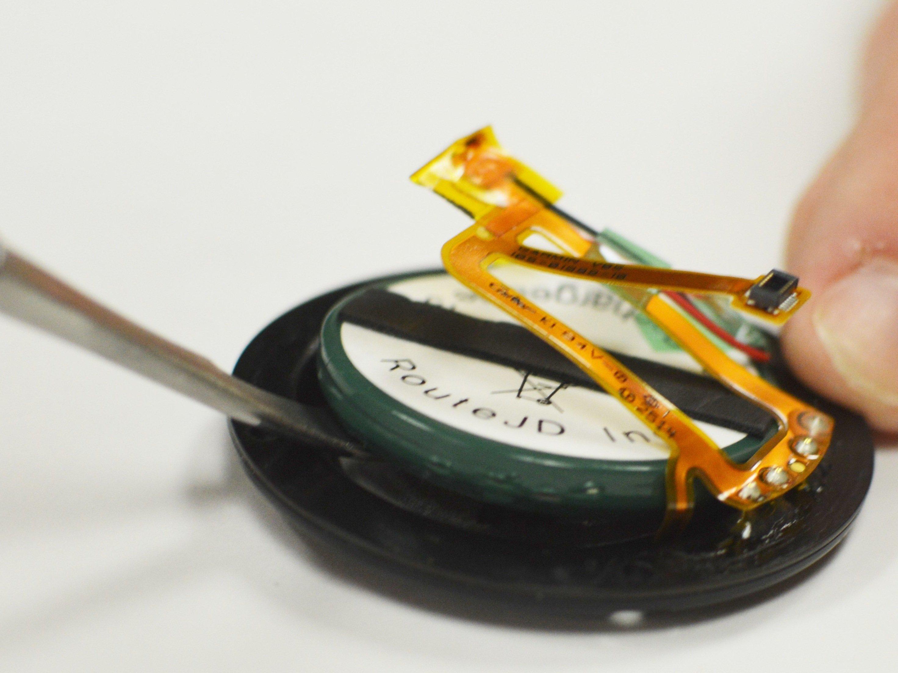 Garmin Fenix 2 Battery Replacement - iFixit Repair Guide
