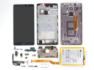 Huawei Mate 8 Teardown