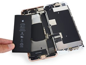 iPhone 8 Plus Battery Replacement
