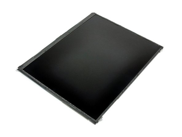 iPad 2 Wi-Fi EMC 2560 LCD Replacement