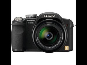 Panasonic Lumix DMC-FZ18 Repair